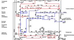 дэк 251 электрическая принципиальная схема
